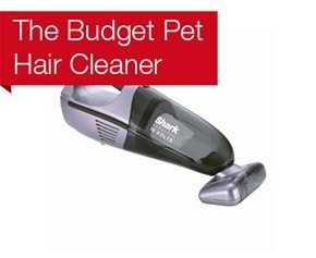 Budget Pet Hair Cleaner - Shark Pet Perfect Hand Held