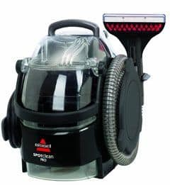 bissell spotclean portable carpet cleaner 3624 review. Black Bedroom Furniture Sets. Home Design Ideas