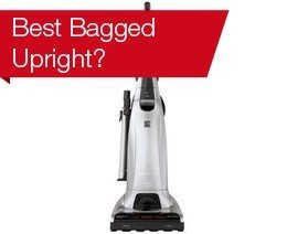 Best Bagged Upright: Kenmore 31150 Elite