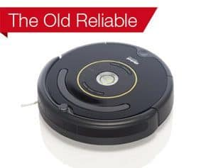 The Old Reliable: iRobot Roomba 650