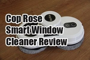 Cop Rose Smart Window Cleaner Review
