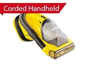 Corded Handheld: Eureka Easy Clean 71B