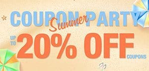 Summer Coupon Party