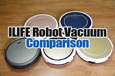 Ilife Robot Vacuum Comparison Review And Comparison