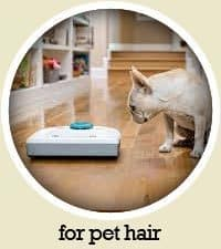 Robot Vac For Pet Hair