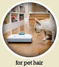Robot Vac For Pet Hair
