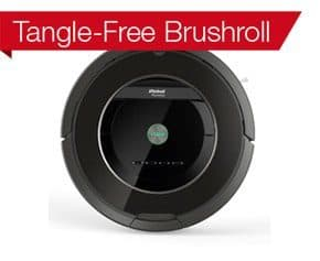 Tangle-Free Brushroll: Roomba 880