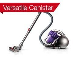 Versatile Canister Dyson DC39 Animal